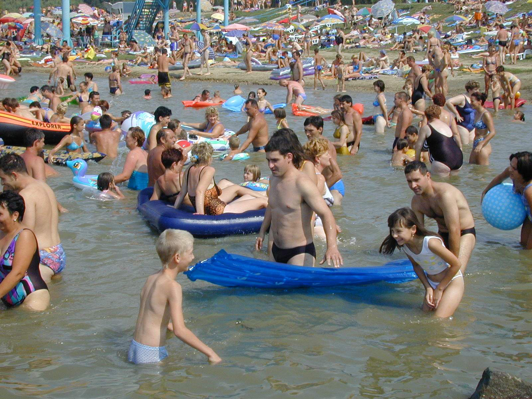 Abádszalók strand 2