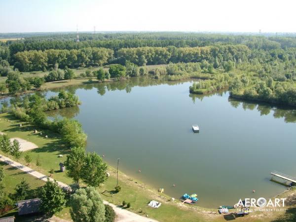Achilles Park Győr üdülőfalu