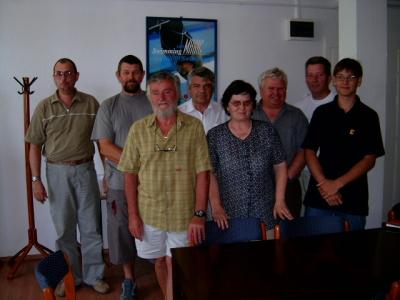 2005 Budapest gépész csoport
