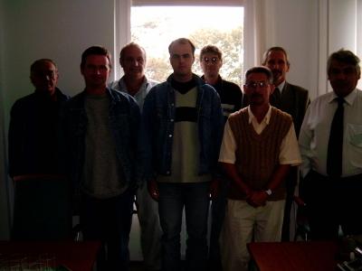 Gyopárosfürdői gépész csoport