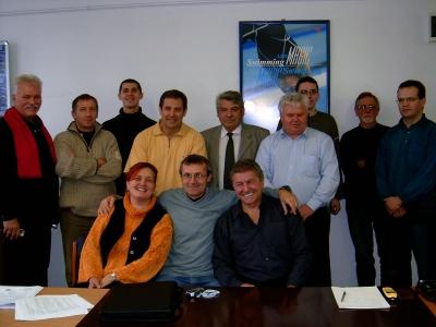 Budapest gépész csoport 2006