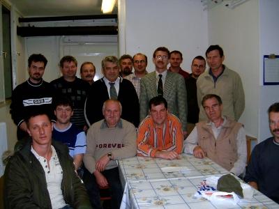 2007 jan ZalaKaros gépészek